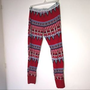 Victoria's Secret PJ Thermal Pants Large